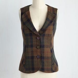 NWT The Truth is Outerwear Vest - Modcloth - US 12